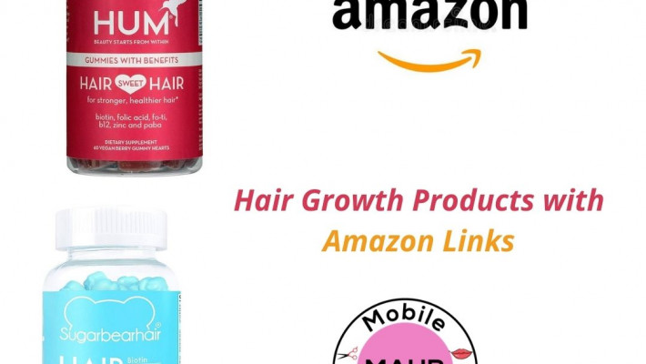 9 Best Products for AfroHair Growth with Amazon Ratings and Links