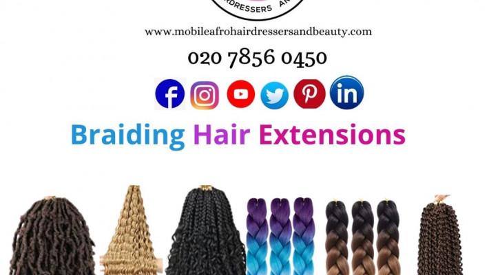 Hair Braiding Extension| 10 Different types of braiding hair extensions used for braiding hair