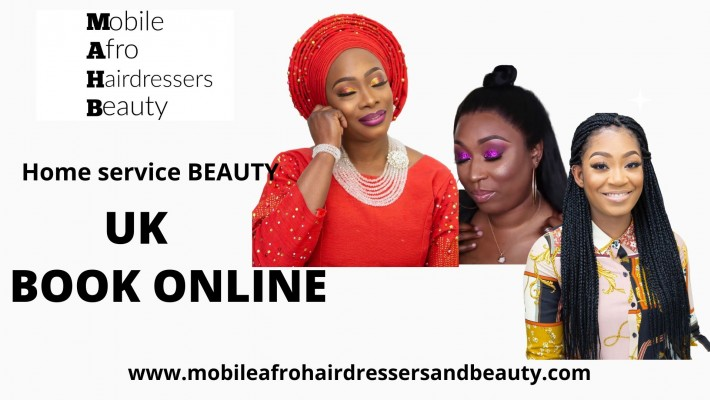 UNITED KINGDOM NO 1 MOBILE AFRO BEAUTY PLATFORM FOR HAIRDRESSERS, MAKEUP ARTIST AND BEAUTICIANS