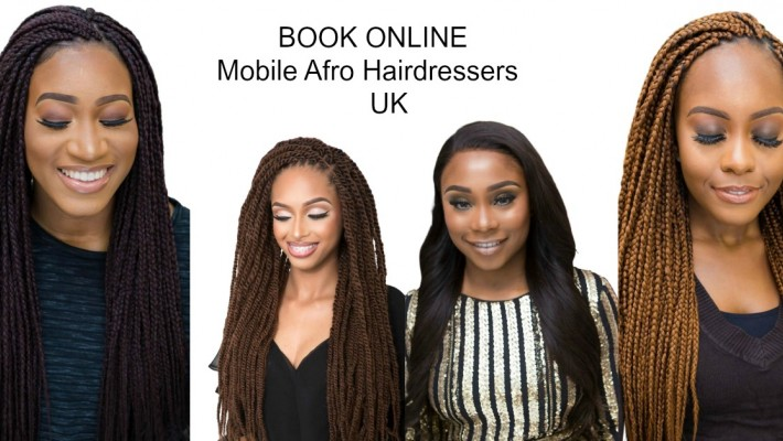 Mobile Afro Hairdressers And Beauty Contact Number 020 7856 0450