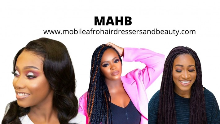 MOBILE AFRO HAIRDRESSERS AND BEAUTY UK SERVICES AND PRICELIST WITH PICTURES