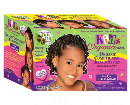 Africa's Best Kids Organics Conditioning Relaxer System